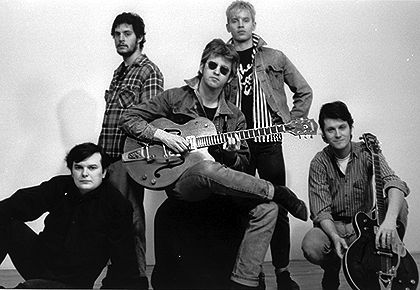 Blue Rodeo at Queen Elizabeth Theatre
