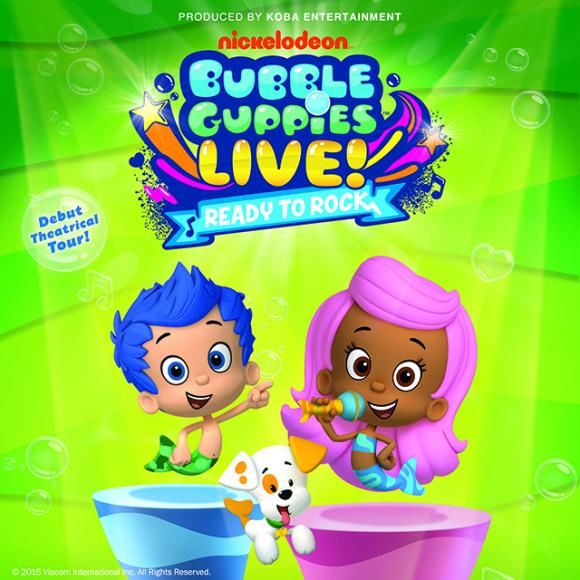 Bubble Guppies Live at Queen Elizabeth Theatre