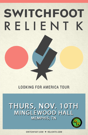 Switchfoot & Relient K at Queen Elizabeth Theatre