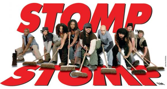 Stomp at Queen Elizabeth Theatre
