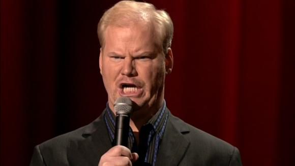 Jim Gaffigan at Queen Elizabeth Theatre