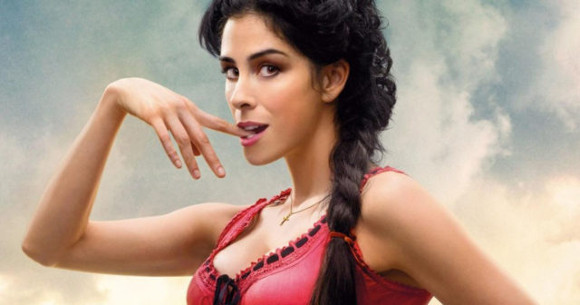 Sarah Silverman at Queen Elizabeth Theatre