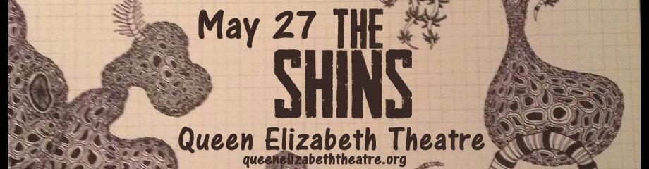 The Shins at Queen Elizabeth Theatre