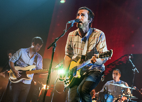 The Shins at Queen Elizabeth Theatre