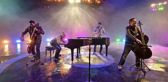 The Piano Guys at Queen Elizabeth Theatre