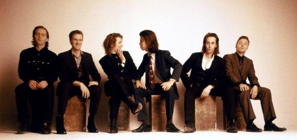 Nick Cave and The Bad Seeds at Queen Elizabeth Theatre