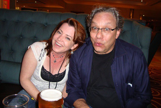 Lewis Black & Kathleen Madigan at Queen Elizabeth Theatre