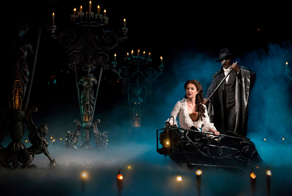 Phantom of The Opera at Queen Elizabeth Theatre