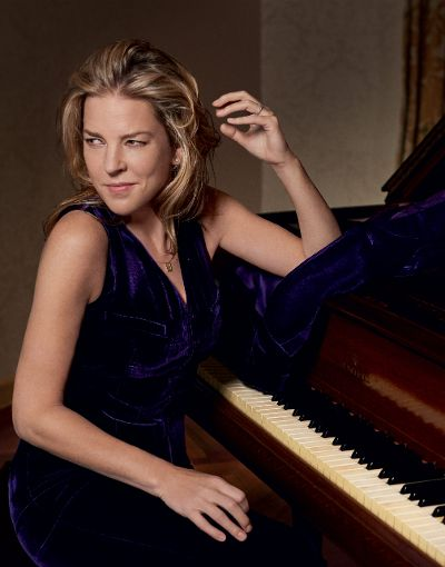 Diana Krall at Queen Elizabeth Theatre