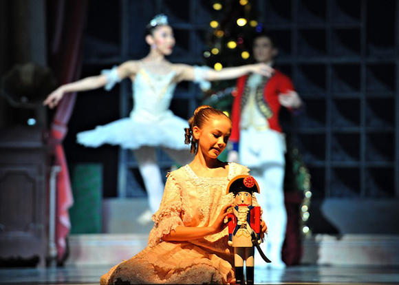 Ballet BC: The Nutcracker at Queen Elizabeth Theatre