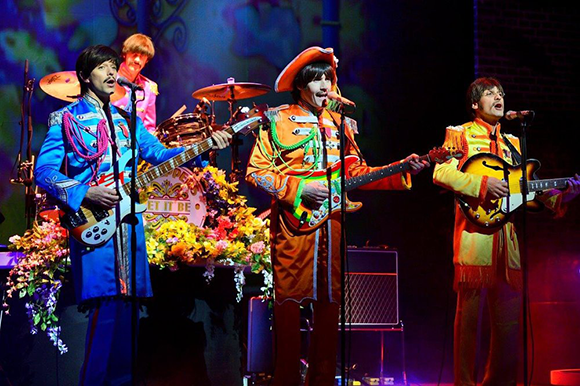 Let It Be: A Celebration of the Music of The Beatles  at Queen Elizabeth Theatre