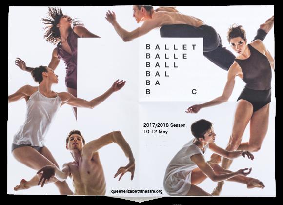 Ballet BC: Program 3 at Queen Elizabeth Theatre