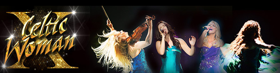Celtic Woman at Queen Elizabeth Theatre