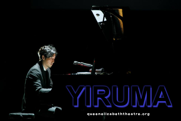 Yiruma at Queen Elizabeth Theatre
