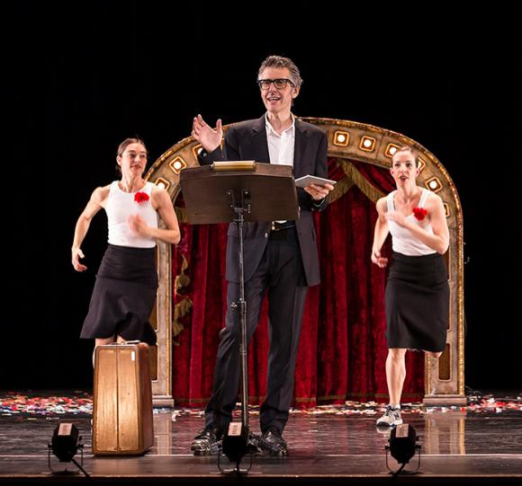 Ira Glass at Queen Elizabeth Theatre