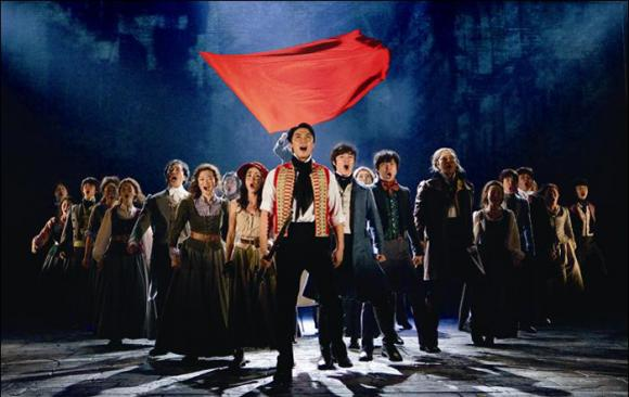 Les Miserables at Queen Elizabeth Theatre