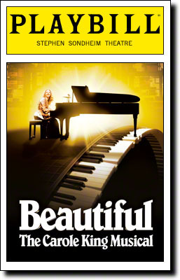 Beautiful: The Carole King Musical at Queen Elizabeth Theatre