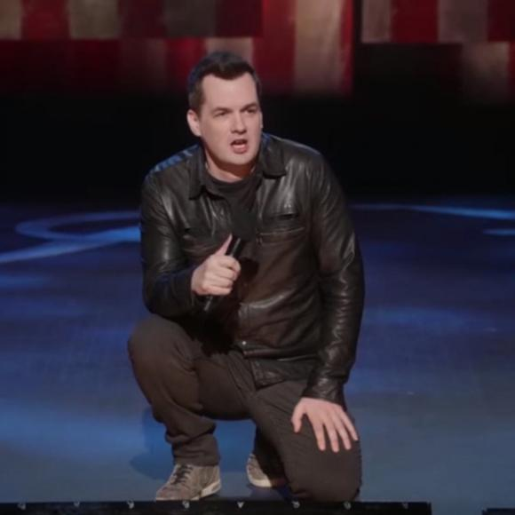 Jim Jefferies at Queen Elizabeth Theatre