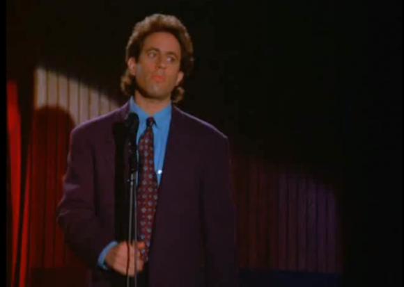 Jerry Seinfeld at Queen Elizabeth Theatre