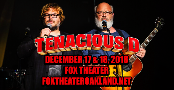 Tenacious D at Queen Elizabeth Theatre