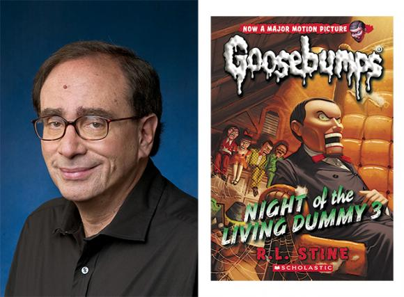 Goosebumps: R.L. Stine at Queen Elizabeth Theatre