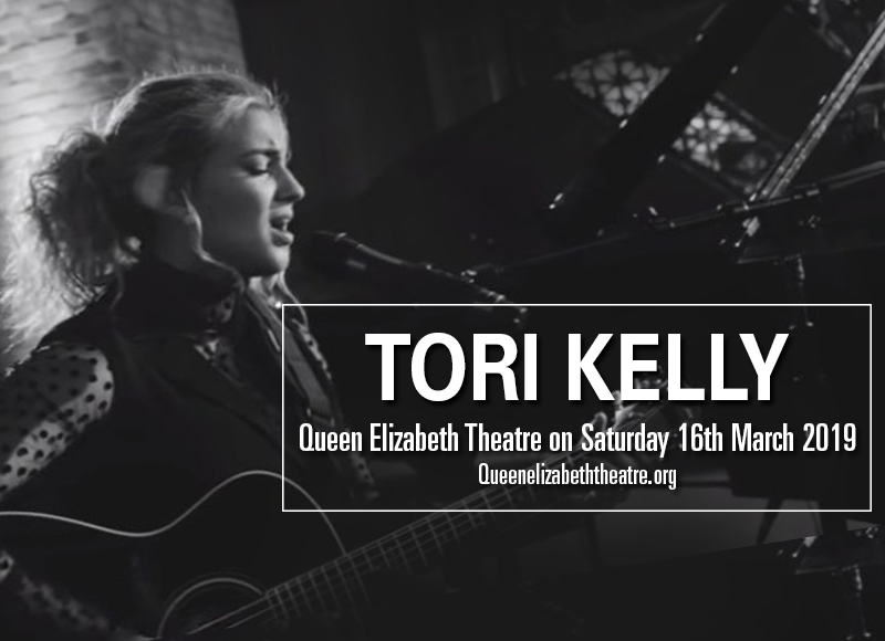 Tori Kelly at Queen Elizabeth Theatre