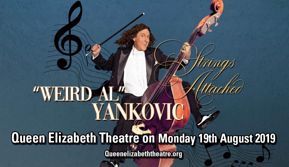 Weird Al Yankovic at Queen Elizabeth Theatre