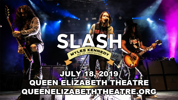 Slash at Queen Elizabeth Theatre