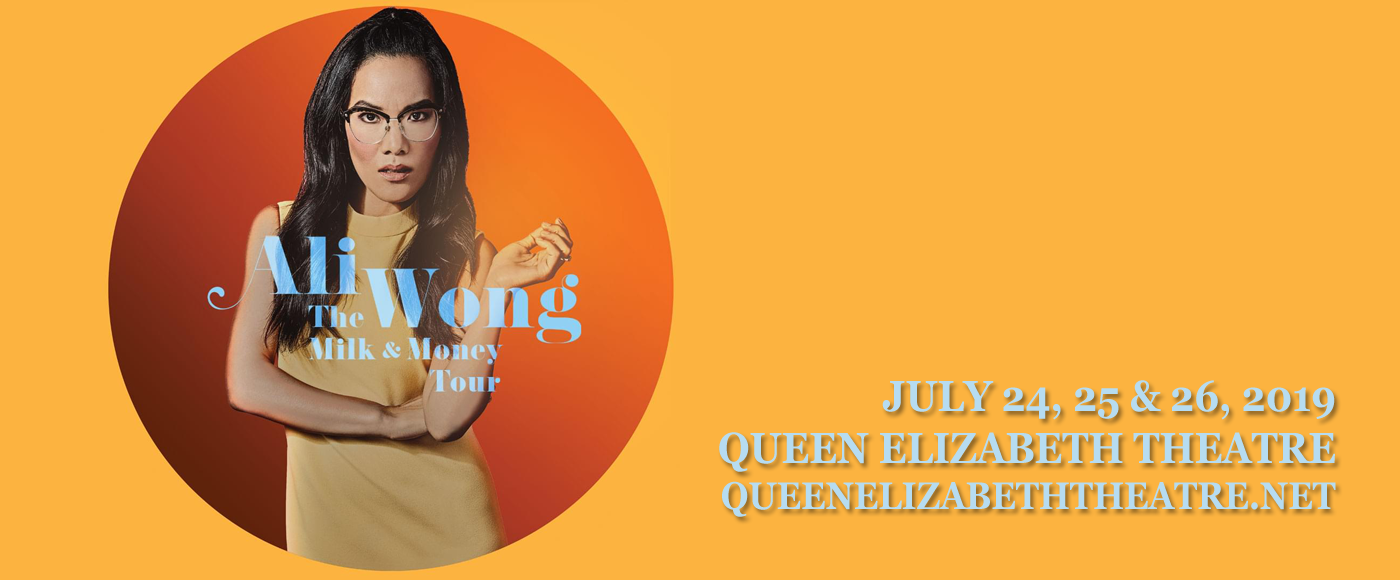 Ali Wong at Queen Elizabeth Theatre