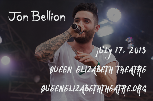 Jon Bellion at Queen Elizabeth Theatre
