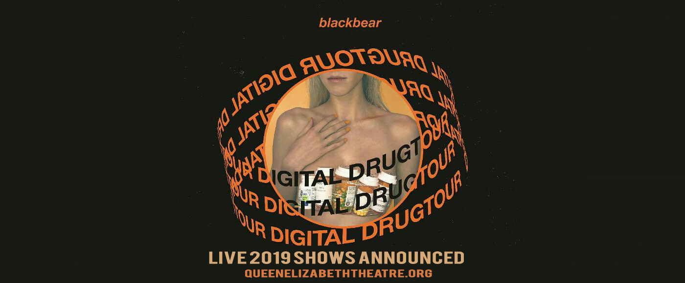 Blackbear at Queen Elizabeth Theatre