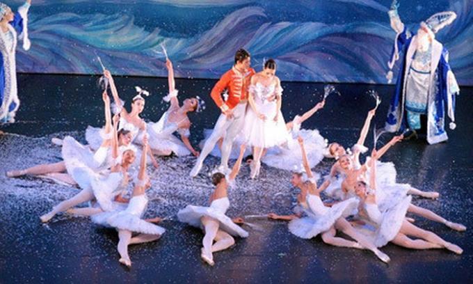 Moscow Ballet's Great Russian Nutcracker at Queen Elizabeth Theatre