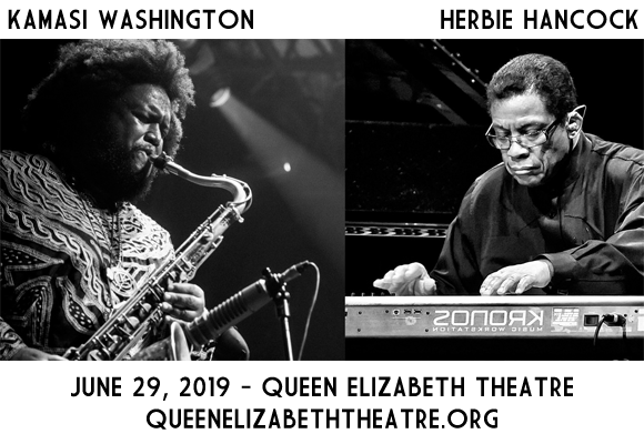Herbie Hancock at Queen Elizabeth Theatre