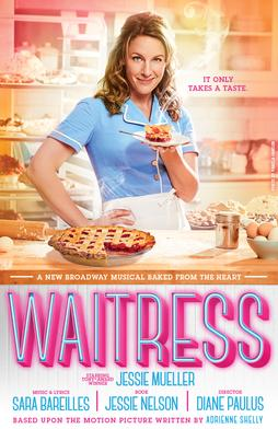 Waitress at Queen Elizabeth Theatre