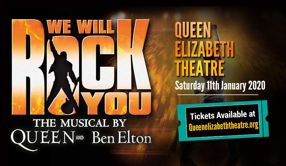 We Will Rock You at Queen Elizabeth Theatre