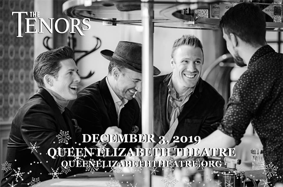 The Tenors at Queen Elizabeth Theatre