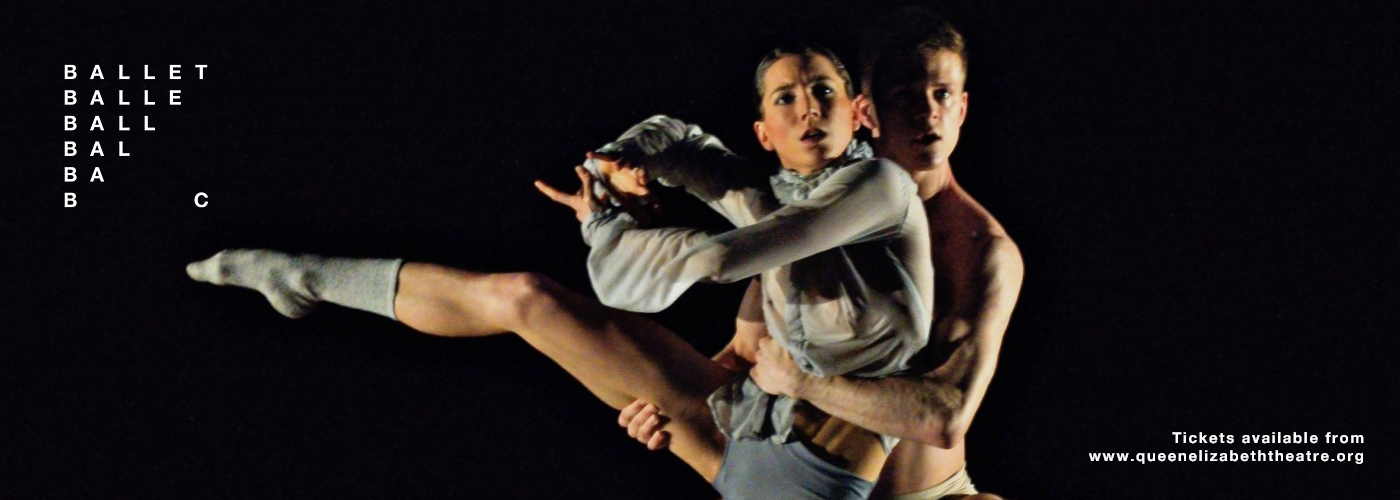 Ballet BC tickets