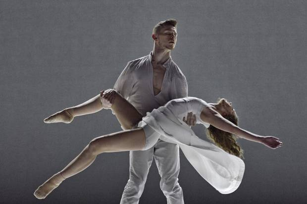 Ballet BC: Romeo and Juliet at Queen Elizabeth Theatre