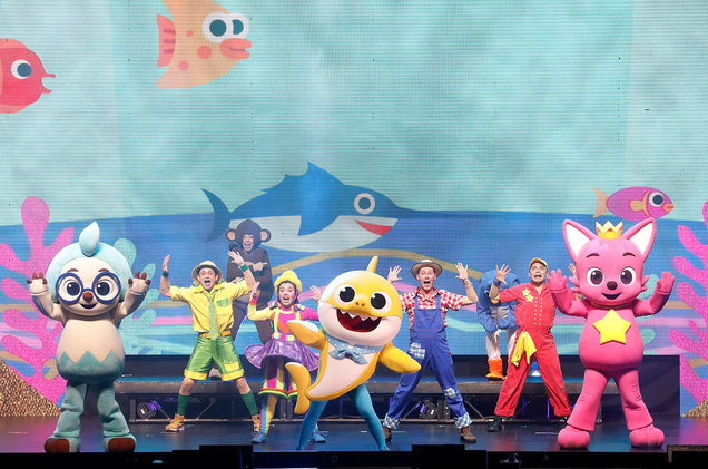 Baby Shark Live! at Queen Elizabeth Theatre