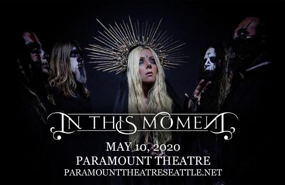 In This Moment & Black Veil Brides [POSTPONED] at Queen Elizabeth Theatre