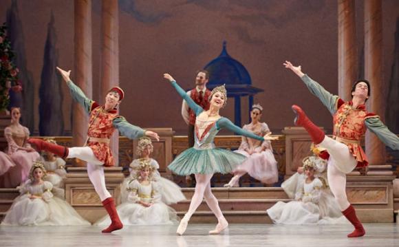 Royal Winnipeg Ballet: The Nutcracker at Queen Elizabeth Theatre