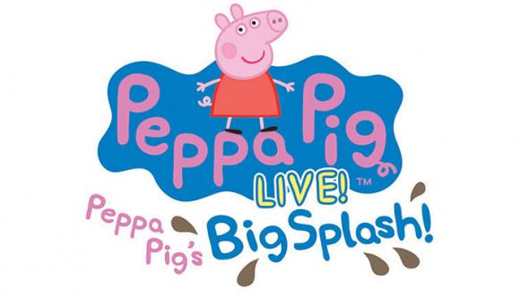 Peppa Pig's Big Splash at Queen Elizabeth Theatre