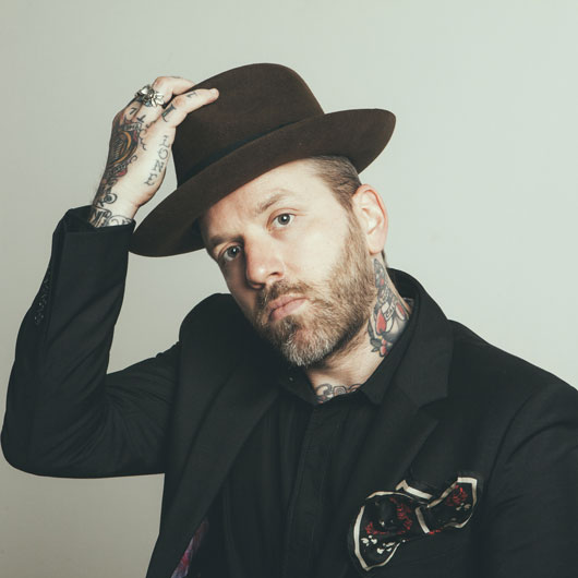 City and Colour at Queen Elizabeth Theatre