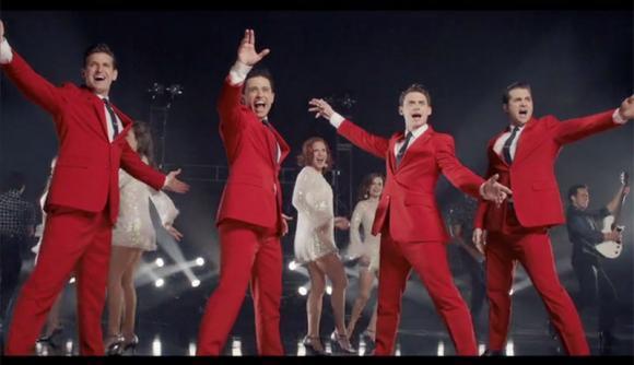 Jersey Boys at Queen Elizabeth Theatre