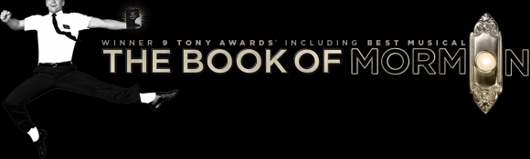 The Book Of Mormon at Queen Elizabeth Theatre