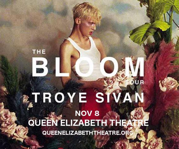 Troye Sivan at Queen Elizabeth Theatre
