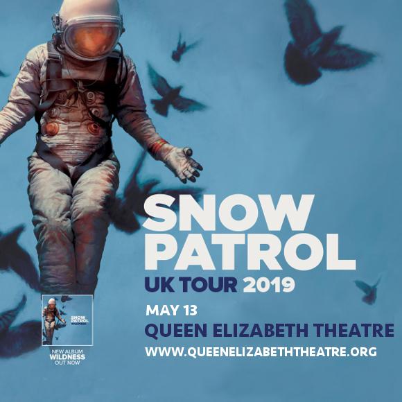 Snow Patrol at Queen Elizabeth Theatre