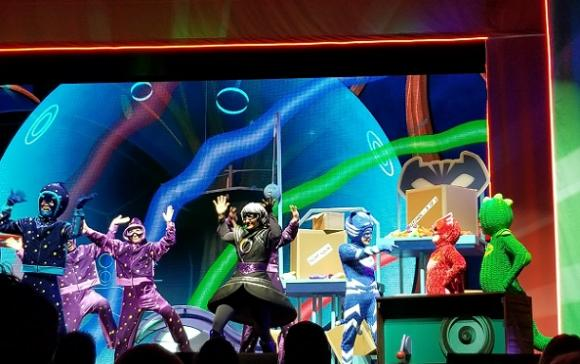 PJ Masks at Queen Elizabeth Theatre