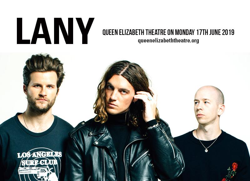 Lany at Queen Elizabeth Theatre
