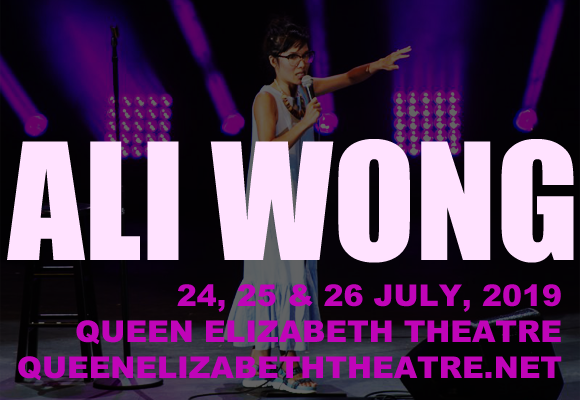 Ali Wong at Queen Elizabeth Theatre